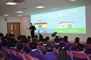 Pupil ESafety Talk